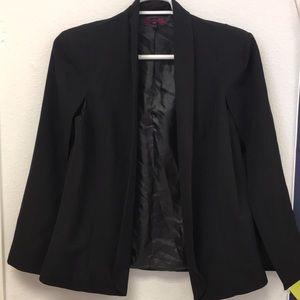 Jackets & Blazers - Blazer with cape